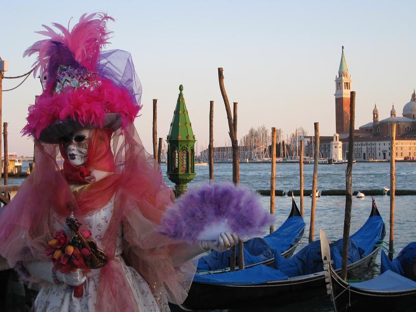 Laura à Venise
